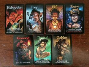 Fantasy the Card Game