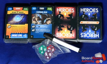 heroes of metro city components