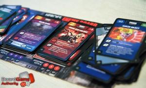 heroes of metro city game enemy board