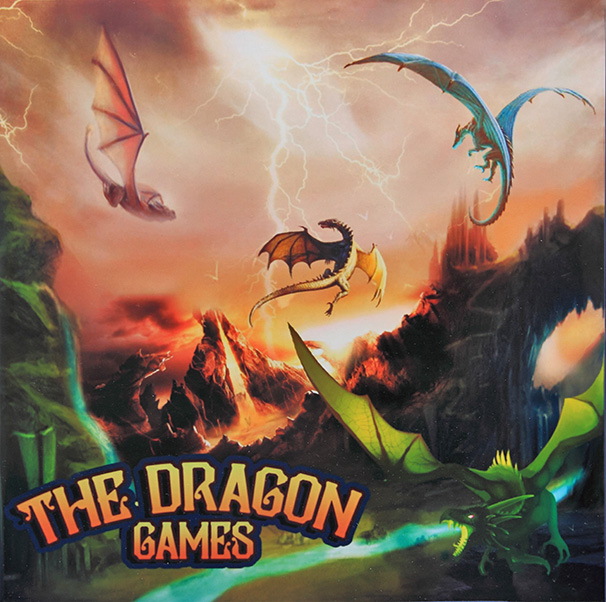 The Dragon Games Preview -