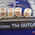 the outlaws wooden dice on box