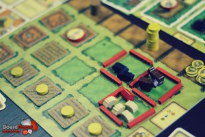 Agricola player area