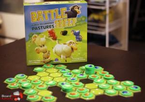 battle sheep box components