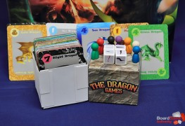 dragon games components