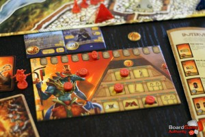 Kemet player board