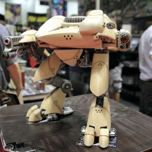 Attack Robot