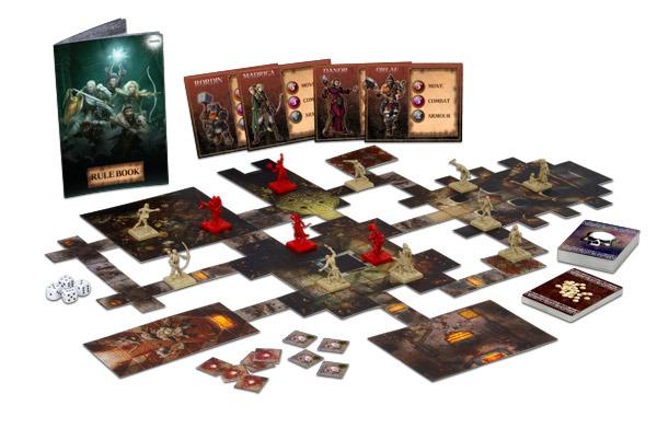 dungeon saga dwarf king's quest