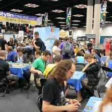 gen con 2014 demo tables