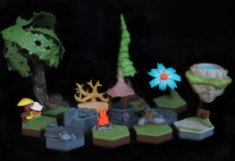 hyground miniature terrain