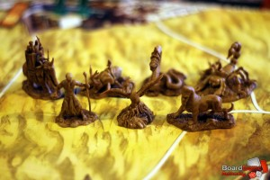 kemet player miniatures