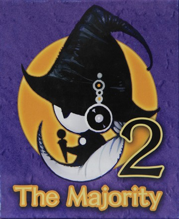 majority 2 card game