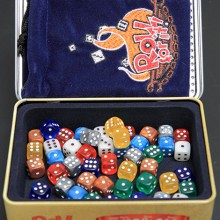 roll for it deluxe edition dice