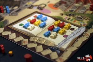 village board game meeples