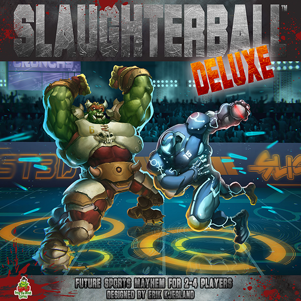 slaughterball box cover