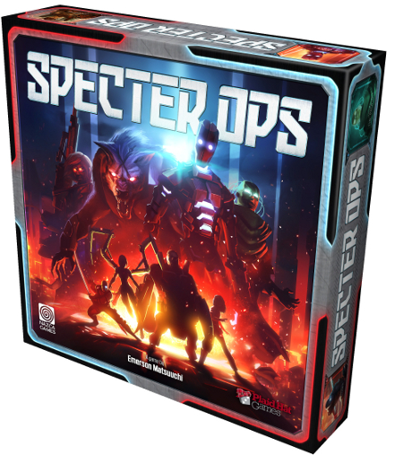 Specter Ops plaid hat games