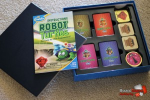 robot turtles components