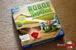 robot turtles review