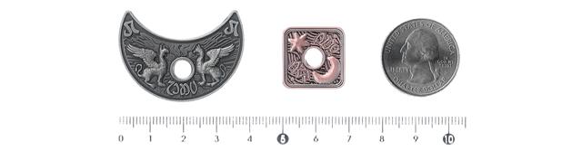 epic metal coin comparison