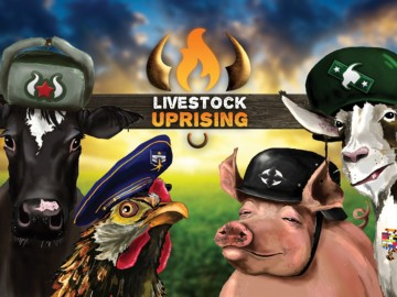 livestock uprising box cover