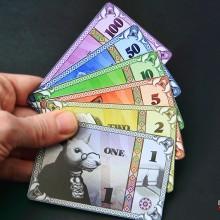 treasury game money
