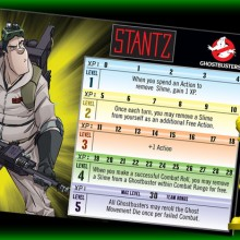 Ray Stantz character card