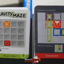 gravity maze puzzle cards