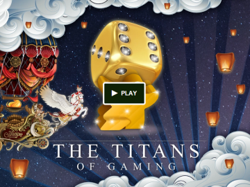 Titan Series Kickstarter board game