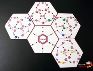 hex6d board game
