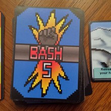 button bashers turbo bash deck