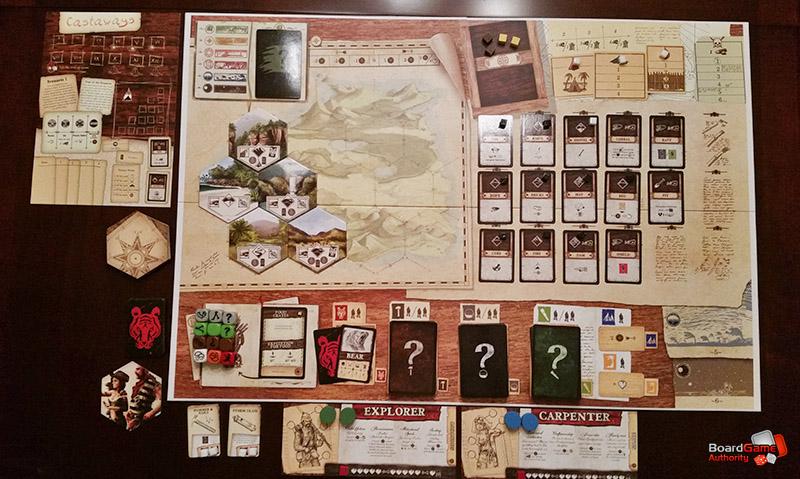 buy robinson crusoe board game