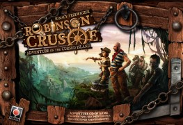 robinson crusoe game