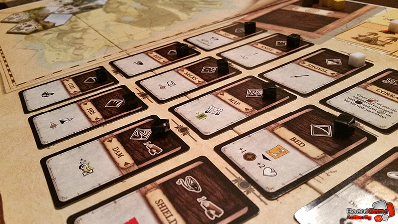 robinson crusoe game cards