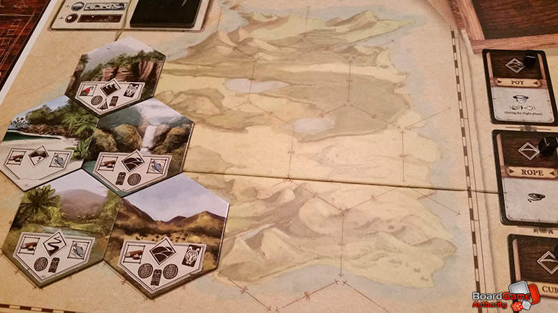 robinson crusoe game tiles