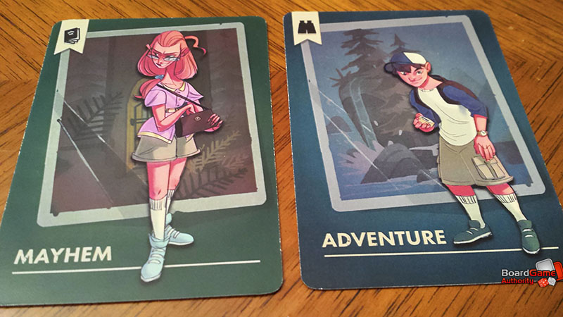 the siblings trouble character cards