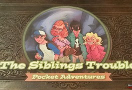 the siblings trouble deluxe box