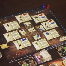 alchemists game player board