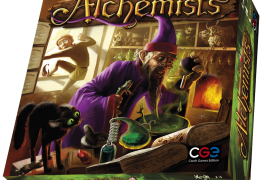 alchemists game box