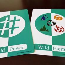 cast capture wild power card