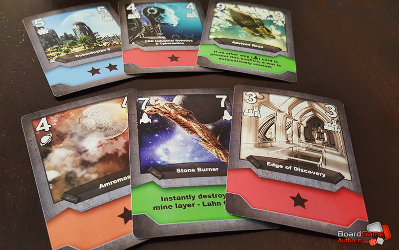 conquest of orion cards