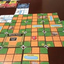 we gave goats board game