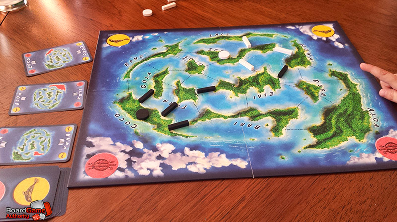 kahuna board game