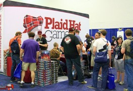 plaid hat games origins