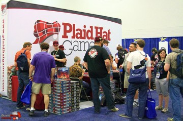 plaid hat games origins