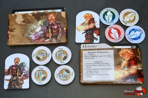 BattleCON board game review