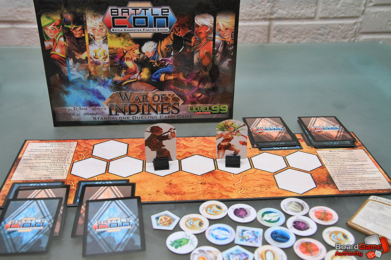 BattleCON card game review