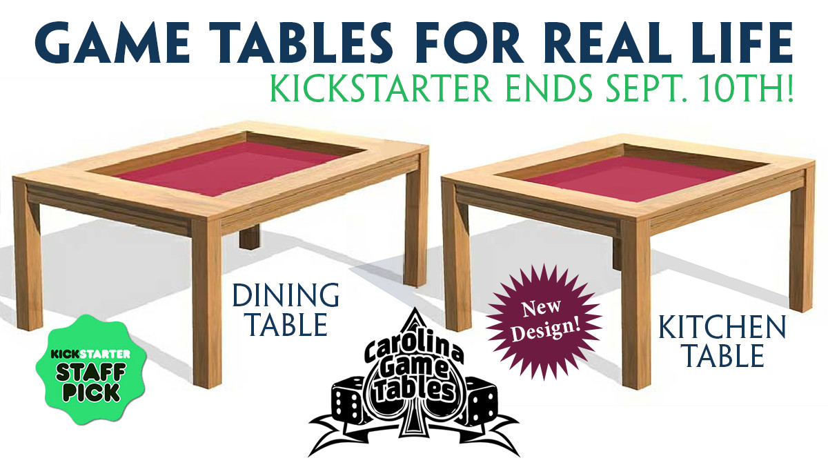 kitchen tables kickstarter