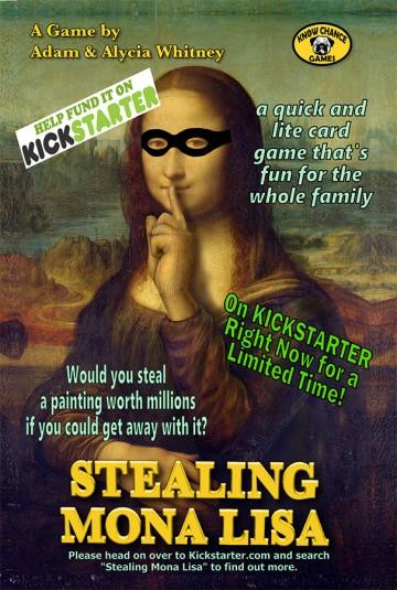 stealing mona lisa card game