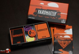 yardmaster board game