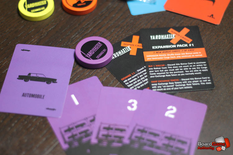 yardmaster card game expansion