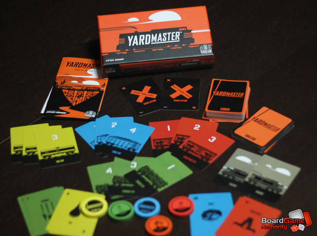 yardmaster game cards
